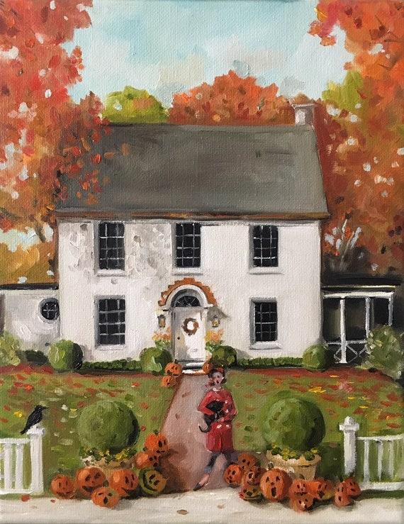 Autumn Chorale - Fine Art Print