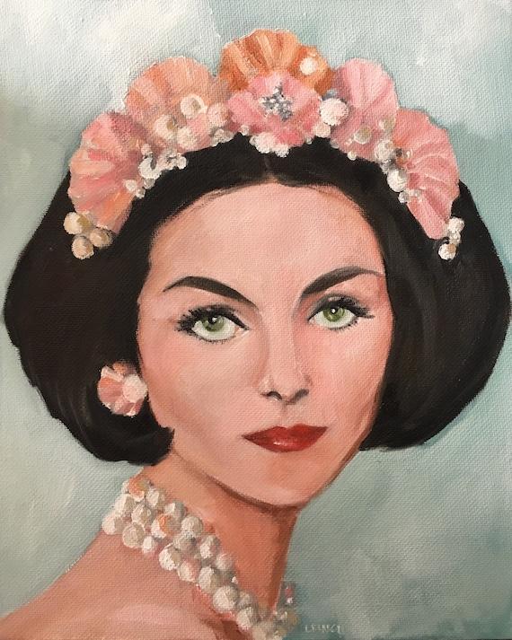 Pearl - Art Print