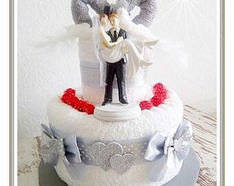 Handtuchtorte Hochzeit Etsy