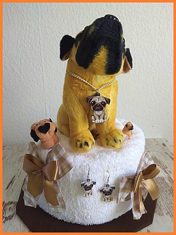 Geschenk Geldgeschenk Mops Mama Hund Geburtstag Schmuck Etsy
