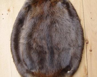 beaver pelt etsy