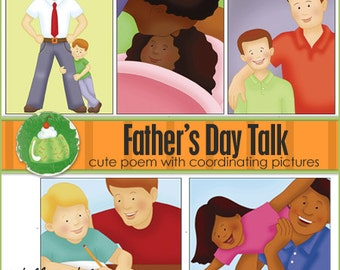 FATHERS DAY TALK - Downloadable File