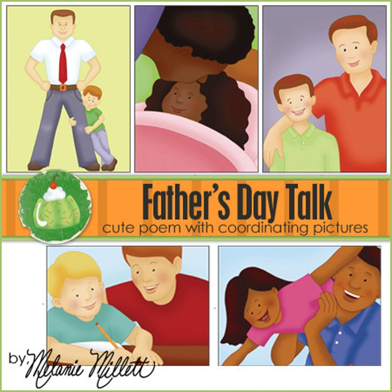FATHERS DAY TALK  Downloadable File image 0