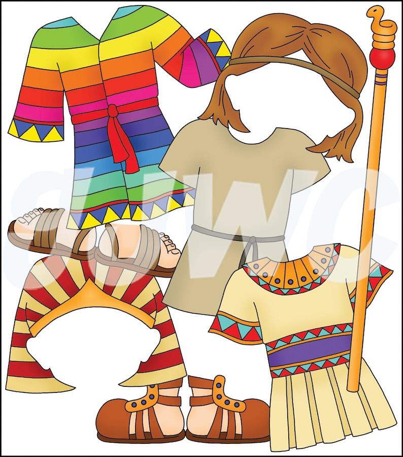 JOSEPH Add On  To Armor of God Boy  Children's File image 0