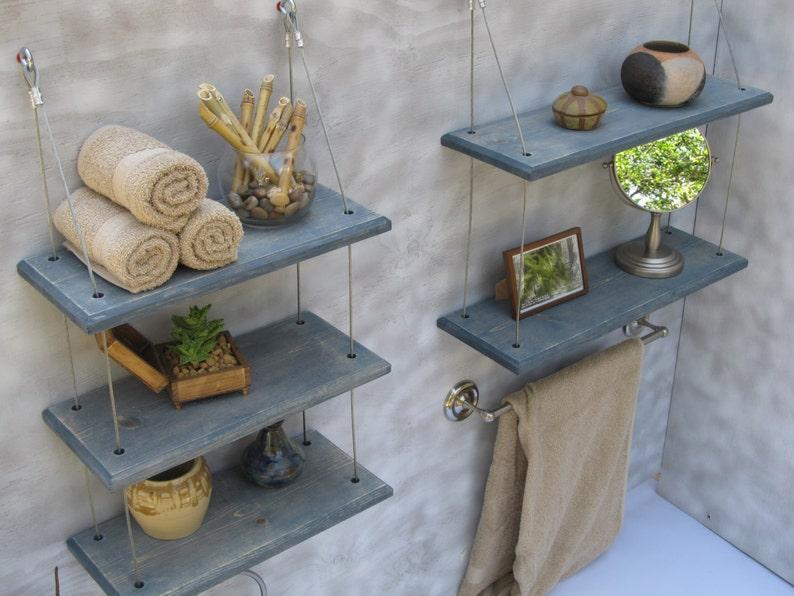 Badkamermeubel plank eigentijdse eigentijdse badkamer met