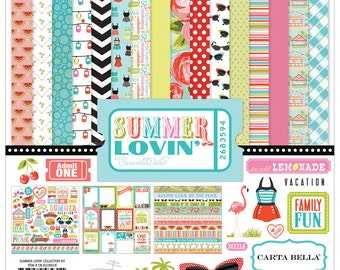 Carta Bella Summer Lovin' Collection Kit