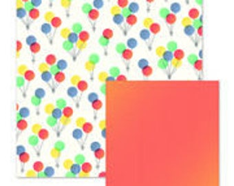 We R Memory Keepers 12x12 Scrapbook Paper - Balloons