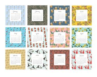 2020 Mellen Desk and Counter Calendar