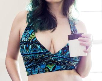 cd7978a718 Custom Fit Apparel Breastfeeding Friendly Bras by CrunchyLoveCo