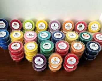 Soy Blend Wax Shot, Wax Melt Shot, Wax Melt, Wax Tart, Highly Scented Wax Shots