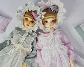 bjd msd size fullset dress - 2 color