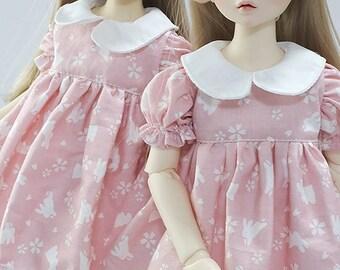 bjd msd size dress for doll - new06