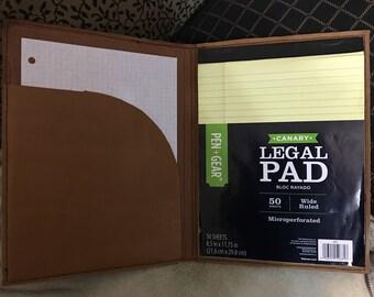 Legal Pad Portfolio