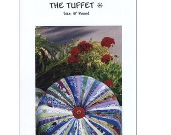 The Tuffet Pattern Designed by Myra Mitchell