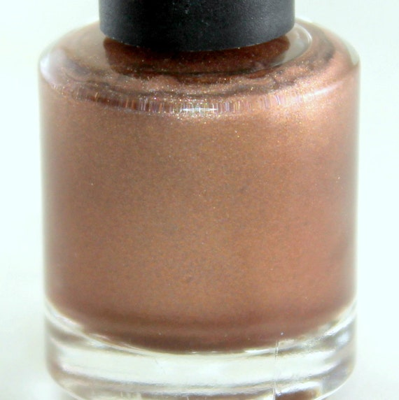 Mocha, coffee, brown, neutral nail polish, Handmade, Indie polish, Vegan Nail polish