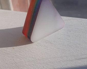 LGBTQ Gay Pride Keychain