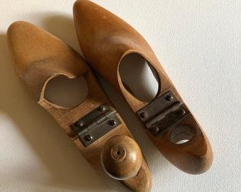 e1ba347388423 Wood shoe tree   Etsy