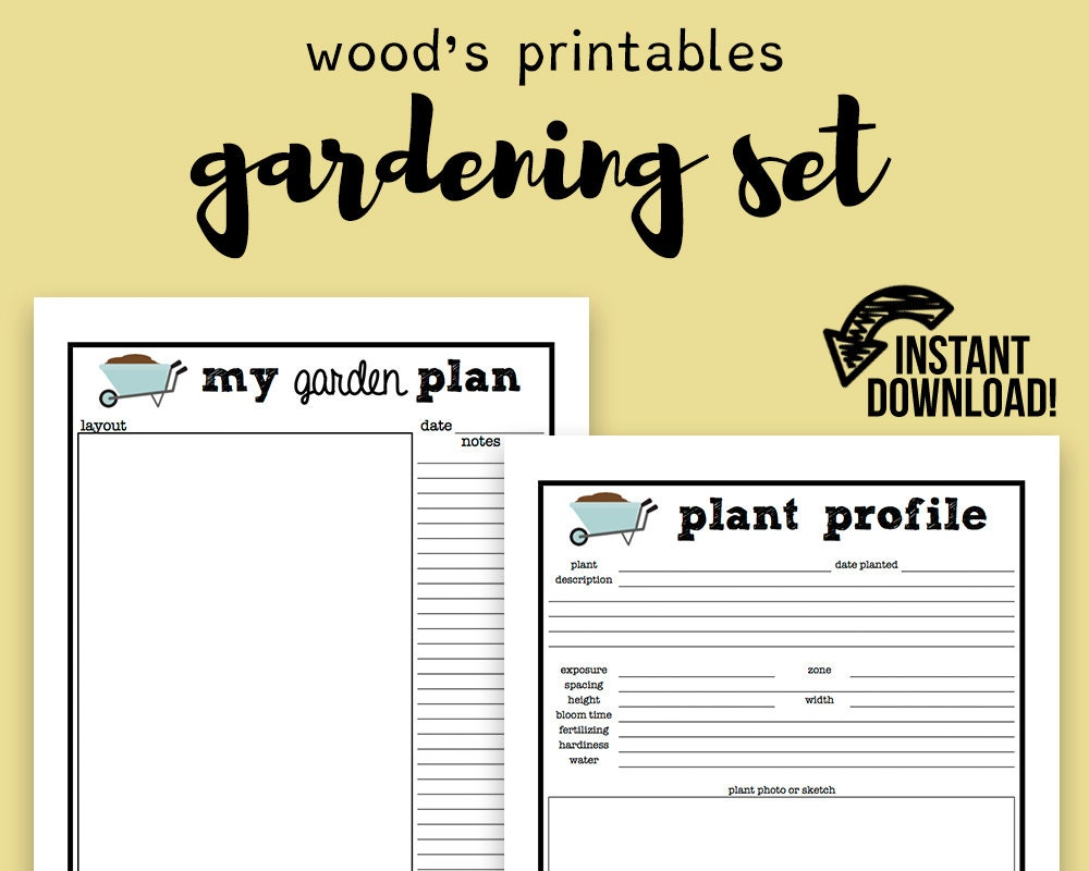 picture about Printable Garden Planner called Yard Planner PDF Printable; Backyard Indicator, Back garden Marker, Gardening Magazine, Back garden Printable, Gardening Planner, Gardening Laptop