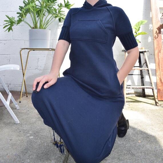 Jean Paul Gaultier Sweatshirt Dress