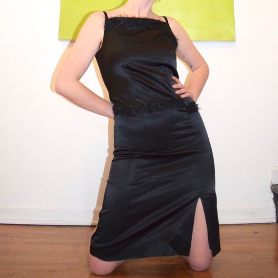Vintage Todd Oldham Little Black Dress