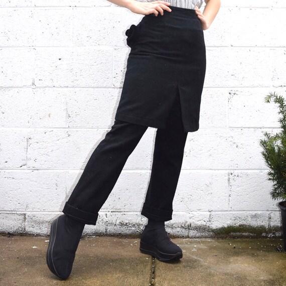 Junya Watanabe Skirt Trousers