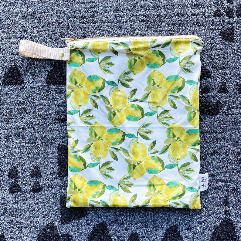 Fruits Collection WET BAG