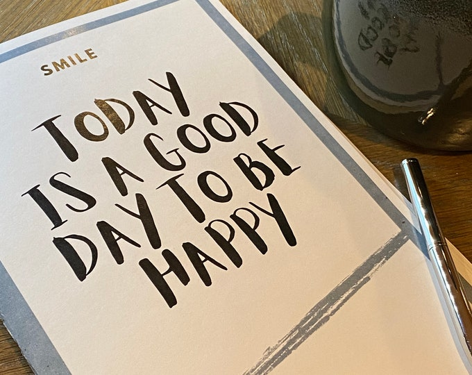 Happiness Journal - Simple, Fun, a New Personal or Family Tradition