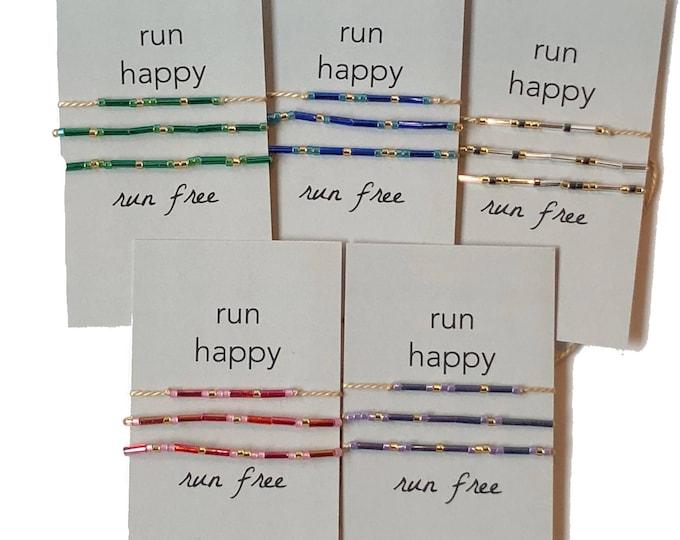 Words to Run By: Run Happy, Run Free