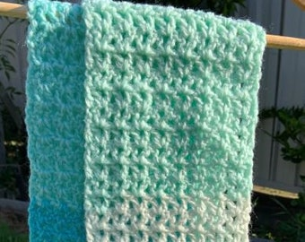 Blue Ombre Child Scarf
