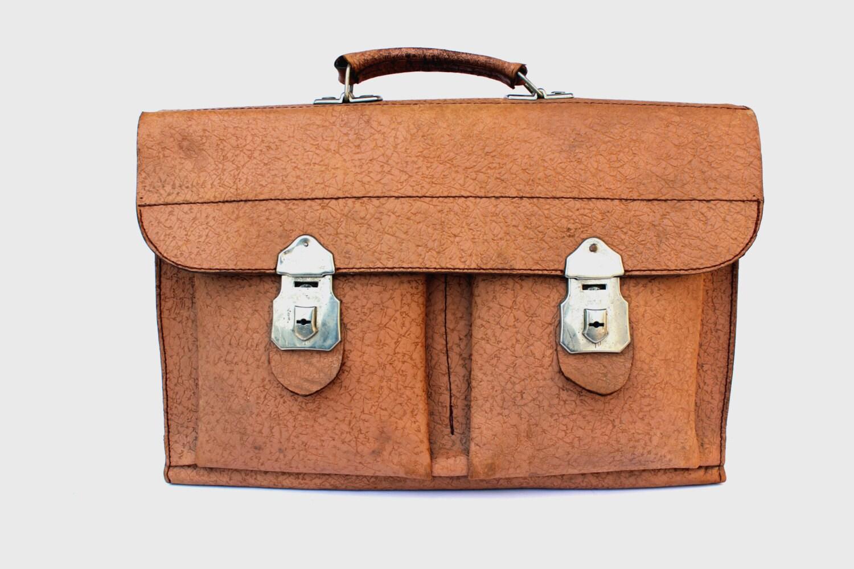 4a5947fc7c Bag for men brown genuine leather satchel bag men leather
