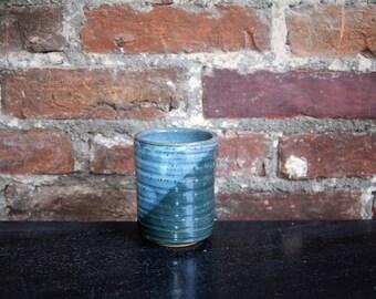 Tea Cup - Blue Cheese