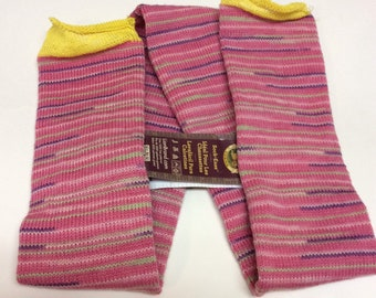 pre-made 72 stitch machine knitted SOCK TUBE ready to ship (75)