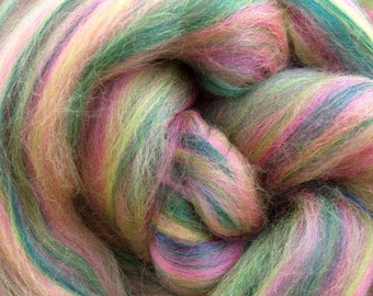 HICKORY DICKORY 85/15 Merino Bamboo Wool / Combed Top / Wool Braid 4 ounces