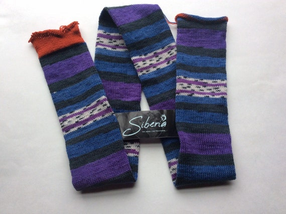 88 pre-made 60 stitch machine knitted SOCK TUBE ready to ship
