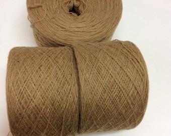 LION  Australian lambswool 2746 yards recycled yarn