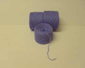 Lavender  Cashmere, Merino  Luxury Blend  860  yards recycled yarn
