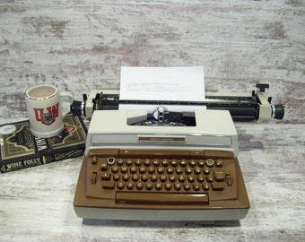Smith Corona Coronamatic 8000 Electric Typewriter Automatic Long Carriage