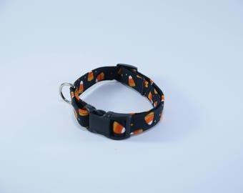 Halloween Candy Corn Collar