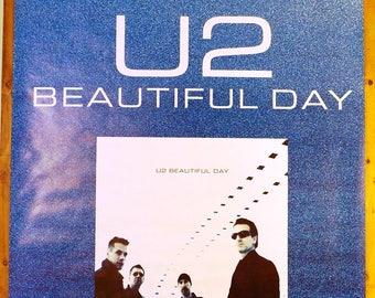 U2      Beautiful Day          Jumbo Music Poster (40 x 60)