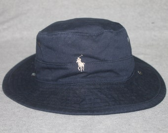 02add1955eff2 Vintage Polo Ralph Lauren Bucket Hat
