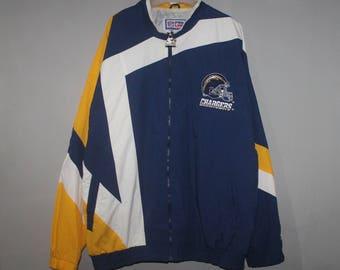 e1f87303f Vintage San Diego Chargers Starter Jacket NFL Pro Line