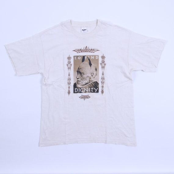Vintage Bob Dylan To Find Dignity T-Shirt Tour Con