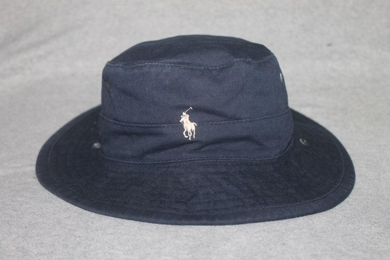Vintage Polo Ralph Lauren Bucket Hat  16404c2e70f