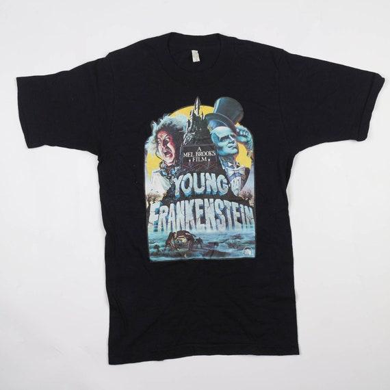 Vintage Mel Brooks Film Young Frankenstein T-Shirt