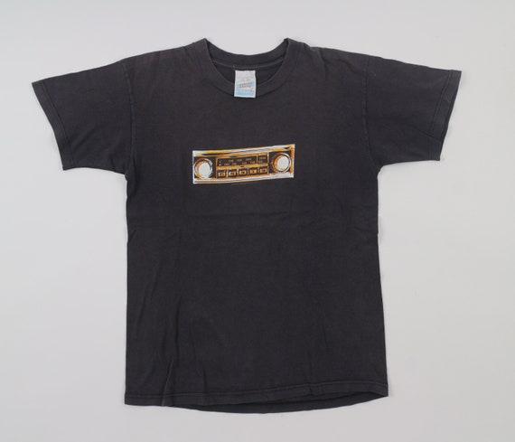 Vintage Oasis Car Radio T-Shirt