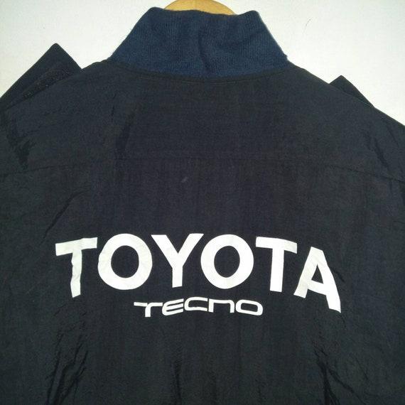 Vintage Toyota Tecno Jacket TRD Racing - image 2