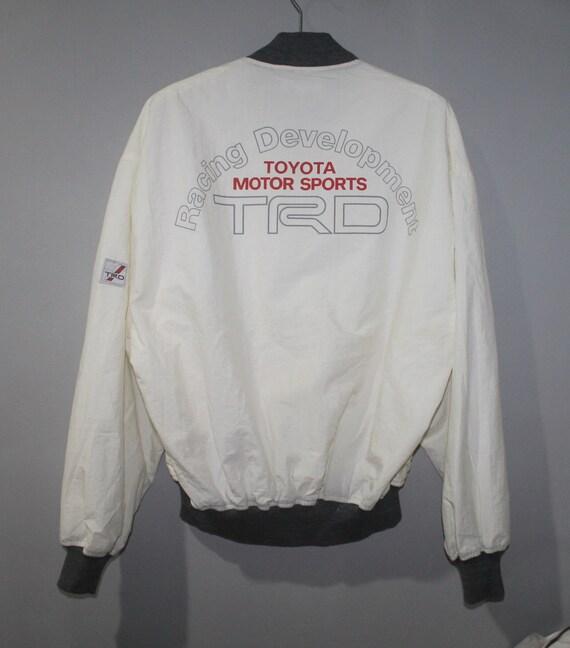 Vintage TRD Toyota Racing Development Motor Sports