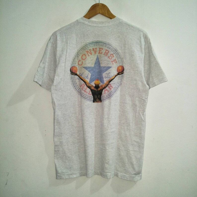 Vintage Converse All Star Dennis Rodman T-Shirt Chuck Taylor  ab7be5c08