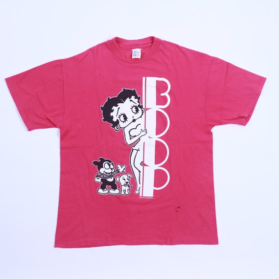 Vintage Betty Boop T-Shirt