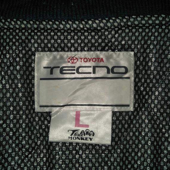 Vintage Toyota Tecno Jacket TRD Racing - image 5